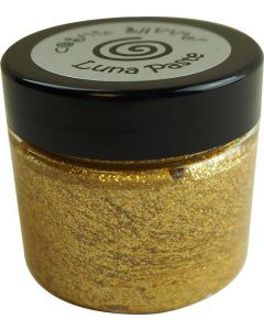 Cosmic Shimmer Luna Paste Moonlight - Gold