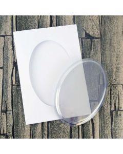 Hunkydory Dimensional Card Kit - Oval
