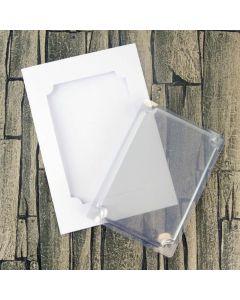 Hunkydory Dimensional Card Kit - Inverted Corner Rectangle