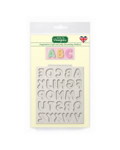 Katy Sue Designs Stitched Alphabet - Small