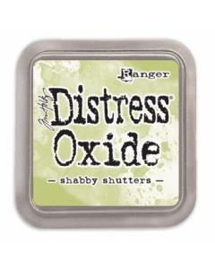 Tim Holtz Distress Oxide - Shabby Shutters