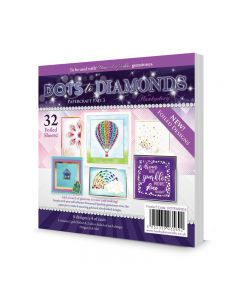 Hunkydory Dots to Diamonds Papercraft Pad 4