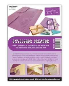 Crafter's Companion The Envelobox Creator Scoreboard