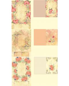 Crafter's Companion Frame Cards Kit - Flower Garden