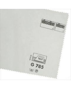 Vlieseline Fusible Woven Bi Elastic Interlining White