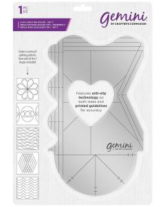 Gemini Quilting Pattern Guide - Set 3