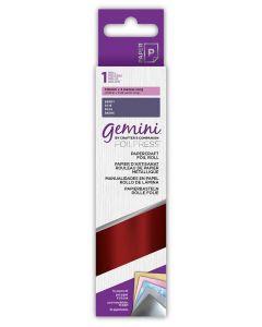 Gemini FOILPRESS Papercraft Foil - Berry