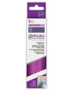 Gemini FOILPRESS Papercraft Foil - Cerise