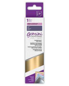 Gemini FOILPRESS Papercraft Foil - Gold