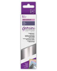 Gemini FOILPRESS Papercraft Foil - Silver