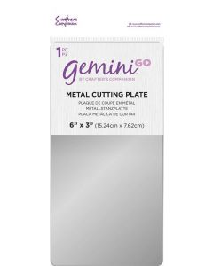 Gemini GO Accessories - Metal Cutting Plate