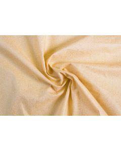 Threaders Glitter Fabric - Gold