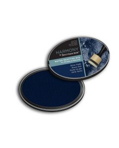 Harmony by Spectrum Noir Water Reactive Dye Inkpad - Silent Night