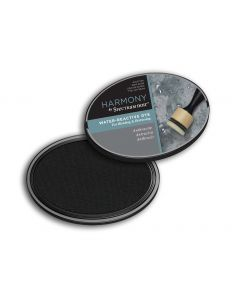 Harmony by Spectrum Noir Water Reactive Dye Inkpad - Anthracite
