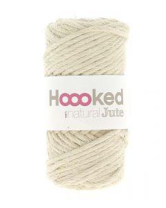 Hoooked Natural Jute Yarn - Vanilla Cream