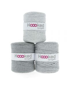 Hoooked Zpagetti Grey Shades - 1 Ball