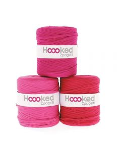 Hoooked Zpagetti Super Pink Shades - 1 Ball