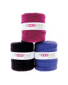 Hoooked Zpagetti Purple Shades - 1 Ball