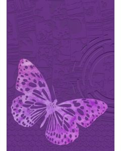 Gemini 3D Embossing Folder & Stencil - Butterfly Effect