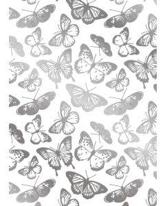 Gemini FOILPRESS Stamp Die Elements - Beautiful Butterflies Background