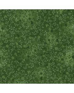 John Louden 100% Flutter Cotton Fabric - Bottle