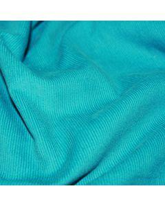 John Louden Needlecord 100% Cotton - Teal
