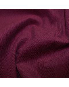 John Louden Needlecord 100% Cotton - Wine