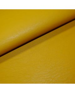 John Louden 140cms Faux Leather - Mustard