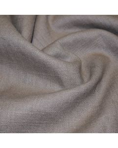 John Louden 100% Washed Linen - Stone