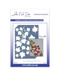 John Next Door Christmas Dies - Ivy Die Plate