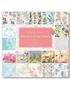 Joanna Sheen 8x8 Cardmaking Collection Pad - Volume 5