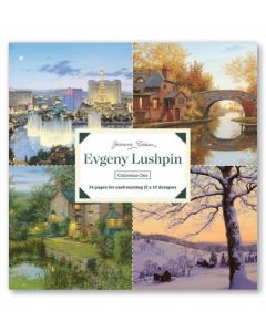 Joanna Sheen Evgeny Lushpin 8x8 Cardmaking Collection Pad One