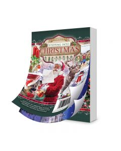 Hunkydory The Little Book of Stepping Into Christmas
