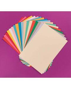 Craft UK 100 A4 Sheets Card - Mixed