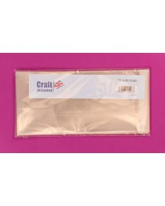 Craft UK 50 DL Cello Bags