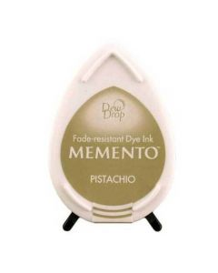 Tsukineko Memento Dew Drop Ink Pad - Pistachio