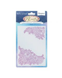 Hunkydory Moonstone Embossing Folder - Where Flowers Bloom