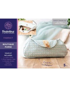 Threaders Fabrikit - Boutique Purse