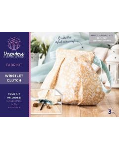 Threaders Fabrikit - Wristlet Clutch