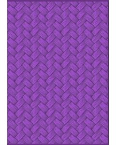 Gemini 3D Embossing Folder - Basket Weave
