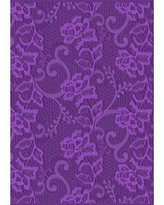 Gemini 3D Embossing Folder - Chantilly Lace