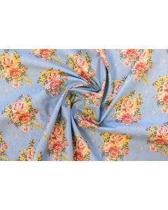 Sara Signature Sew Homemade Fabric - Vintage Blooms