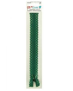 Prym 40cm Love Zip - Emerald