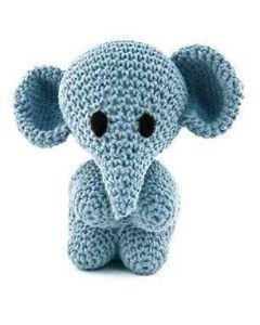 Hoooked Elephant Kit Ecobarb - Provence