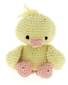 Hoooked DIY Eco Barbante Crochet Kit - Danny Duckling