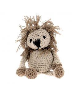 Hoooked DIY Eco Barbante Crochet Kit - Leroy Lion