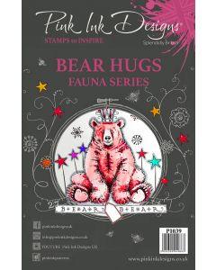 Pink Ink Designs Clear Stamp - Bear Hugs
