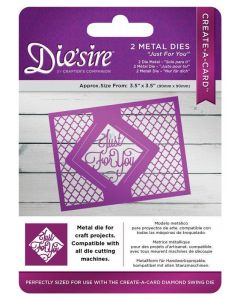 Die'sire Kinetic Inlay Metal Die - Just For You (Original)