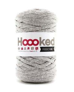 Hoooked RibbonXL Yarn - Silver Grey