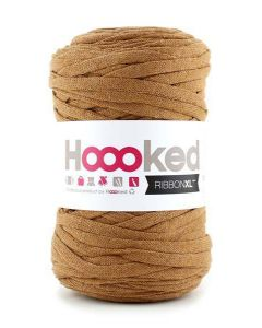 Hoooked RibbonXL Yarn - Caramel